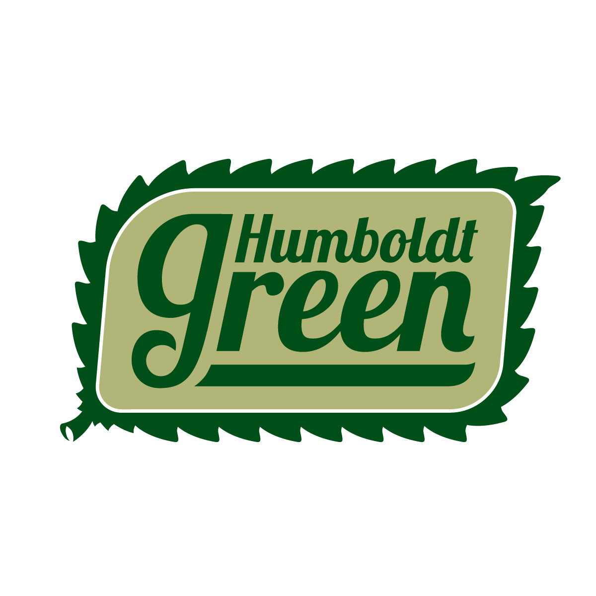 The Humboldt Green Logo