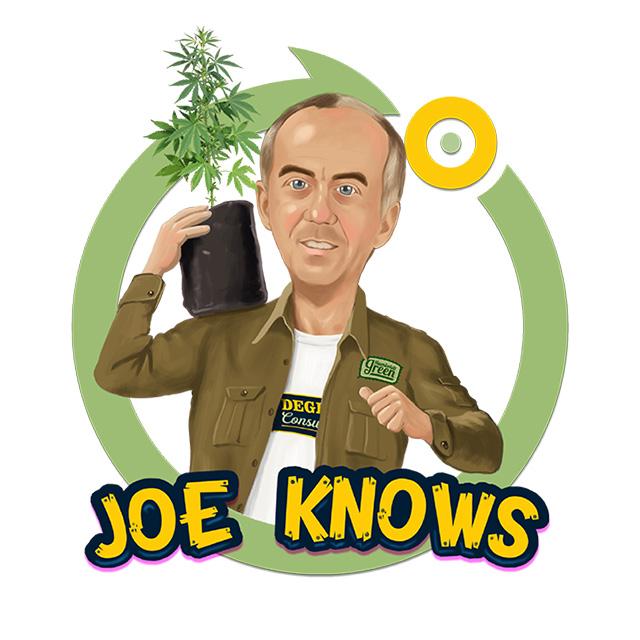 Joe Knows logo